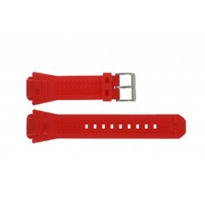 Calypso cinturino dell'orologio K5635-5 Gomma Rosso