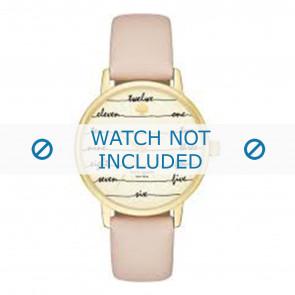 Kate Spade New York cinturino dell'orologio KSW1059 / METRO Pelle Rosa