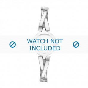 DKNY cinturino orologio NY-2169 Acciaio Argento 20mm