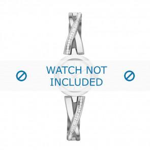 DKNY cinturino orologio NY-2173 Acciaio Argento 20mm