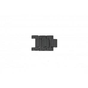 DKNY NY4983 Collegamenti Ceramica Nero 20mm