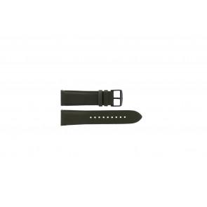 Fossil (Smartwatches) cinturino orologio S221345 Pelle Verde 22mm