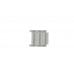 Diesel DZ1251 Collegamenti Acciaio Argento 26mm (3 pezzi)
