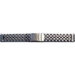 Cinturino orologio in acciaio per Swatch, 17mm D1039
