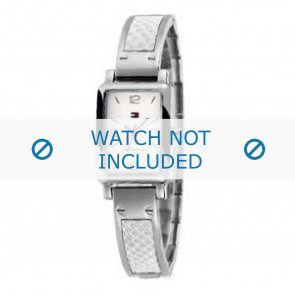 Tommy Hilfiger cinturino dell'orologio TH-32-3-14-0670 - TH679000895 / 1780715 Metallo Bi-colore 12mm