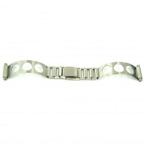 Cinturini elastici cromati adattabili a tutti gli orologi da donna in formato da 10 a 14mm PVK-EC611
