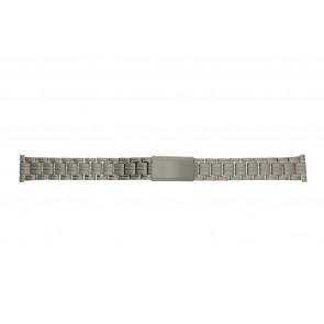 Cinturino dell'orologio YD93 Titanio Argento 14mm