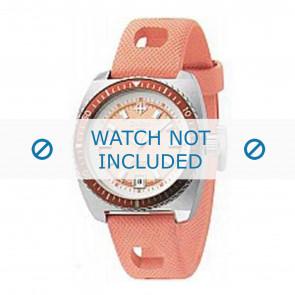Zodiac cinturino dell'orologio ZO2248 Gomma Arancione 19mm