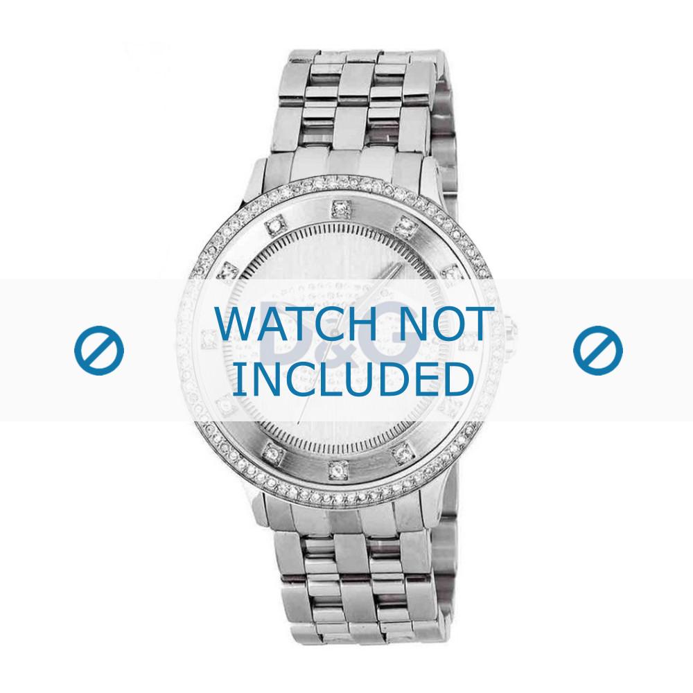 los angeles 3350c 9effc Cinturino per orologio Dolce & Gabbana DW0133 Acciaio 22mm