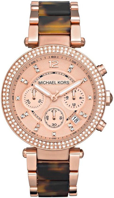 1b4855479d Cinturino per orologio Michael Kors MK5538 Acciaio Multicolore