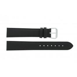 Cinturino per orologio Condor 054R.01 Pelle Nero 10mm