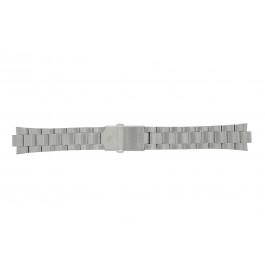 Cinturino per orologio Casio EF527D-1AV Acciaio 22mm