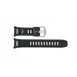 Cinturino per orologio Casio 10290989 Plastica Nero 16mm