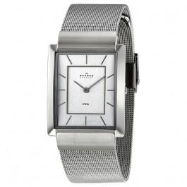 Cinturino per orologio Skagen 224LSS / 224LSSM / 224LSSN Milanese Acciaio 22mm