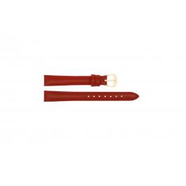 Cinturino per orologio Condor 241R.06 Pelle Rosso 8mm