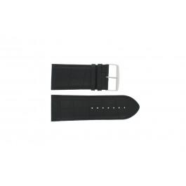 Cinturino per orologio Universale 305R.01 Pelle Nero 30mm