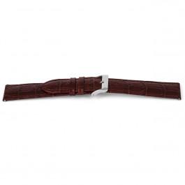 Cinturino per orologio Universale D340 Pelle Marrone 14mm