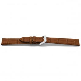 Cinturino per orologio Universale D349 Pelle Marrone 14mm