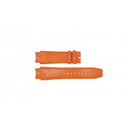 Cinturino per orologio Dolce & Gabbana 3719770107 Pelle Arancione 20mm