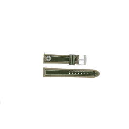 Cinturino per orologio Camel 3120-3129 / 3520-3529 Pelle Marrone chiaro 22mm