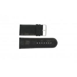 Cinturino per orologio Universale 61324.10.32 Pelle Nero 32mm