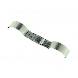 Cinturino per orologio Universale EXC STAAL Acciaio 12mm