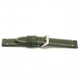 Cinturino orologio in pelle, 22mm, EX-H816