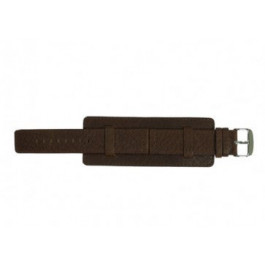 Davis cinturino orologio B0221 Pelle Marrone 22mm