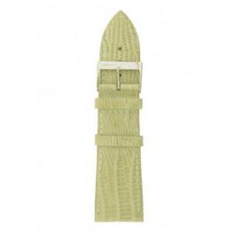 Cinturino per orologio Davis BB0494 Pelle Verde 26mm