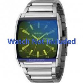 Diesel cinturino dell'orologio DZ1251 Metallo Argento 34mm