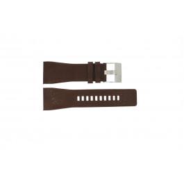 Cinturino per orologio Diesel DZ1704 Pelle Marrone 30mm