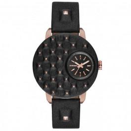 Cinturino per orologio Diesel DZ5481 Pelle Nero 18mm