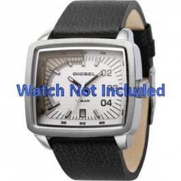 Cinturino per orologio Diesel DZ1333 Pelle Nero 29mm