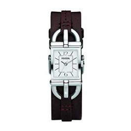 Cinturino per orologio Fossil ES2637 Pelle Marrone 7mm