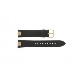 Cinturino per orologio Fossil ES3888 Pelle Grigio 18mm