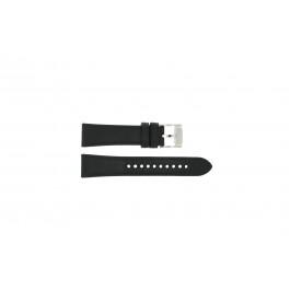 Cinturino per orologio Fossil CH2972 Pelle Nero 22mm