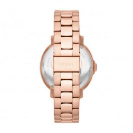 Cinturino per orologio Fossil ES3353 Acciaio Vino rosé 18mm
