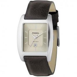 Cinturino per orologio Fossil FS3041 Pelle Marrone 22mm
