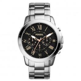 Cinturino per orologio Fossil FS4994 Acciaio 22mm