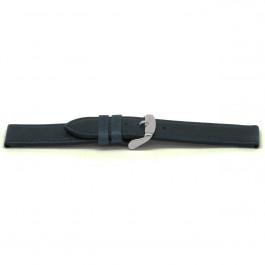 Cinturino per orologio Universale G629 Pelle Blu 20mm