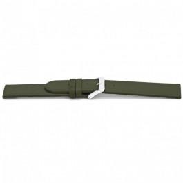Cinturino per orologio Universale G861 Pelle Verde 20mm