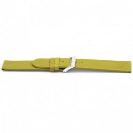 Cinturino per orologio Universale G862 Pelle Verde 20mm