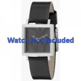 Cinturino per orologio DKNY NY3419 Pelle Nero
