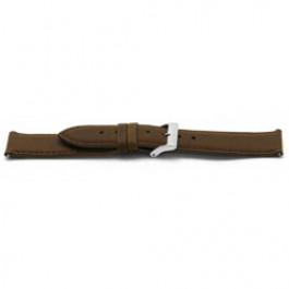 Cinturino orologio Pelle Marrone 22mm EX-H342