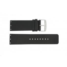 Cinturino per orologio Danish Design IQ13Q669 Pelle Nero 26mm