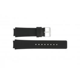 Cinturino per orologio Danish Design IQ16Q890 Pelle Nero 18mm