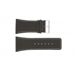 Cinturino per orologio Universale P310 Pelle Marrone 38mm