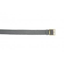 Cinturino per orologio Universale PRLN.20.GRI Nylon/perlon Grigio 20mm