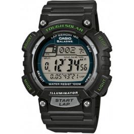 Cinturino per orologio Casio STL-S100H-2AVEF Plastica Nero 18mm
