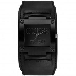 Cinturino per orologio Guess W0418G3 / W1166G2 Pelle Nero 19mm